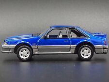 1990 FORD MUSTANG GT FOX BODY RARE 1:64 COLLECTIBLE DIORAMA DIECAST MODEL CAR