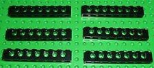 LEGO-TECHNIC-noir-brique, 1 x 8-x 6 (3702) TK8