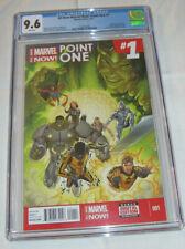 All New Marvel Now! Point One #1 CGC ( 2014) Marvel Comics 1st App Kamala Khan