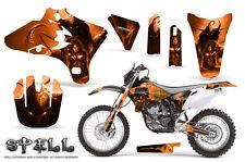 YAMAHA YZ250F YZ450F 03-05, WR250 WR450 05-06 GRAPHICS KIT CREATORX SPELL O