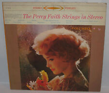 The Percy Faith Strings in Stereo Bouquet LP Columbia CS 8124 33rpm GC+ to VGC