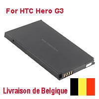 Orignal Batterie  Pour smartphone HTC Hero 100/130/300 Google G3