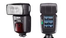Metz Mecablitz 64 AF-1 Digital Electonic Flash Canon