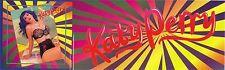 Katy Perry Teenage Dream / California Gurls RARE promo sticker '10