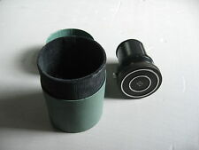 LOMO LENS OKS 2-20-1 MOUNT KONVAS KINOR OKS RARE 16mm film