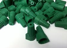 (500 pc) Green (P11) Double Winged Twist Nut Wire Connectors Grounding Ground