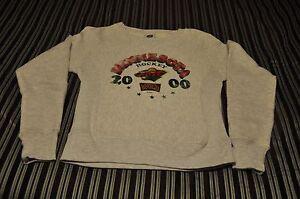 NWOT Minnesota Wild Womens Sweatshirt (S, M, L, XL) Shirt T-shirt Jersey Ladies