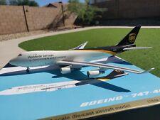 Extra RARE Gemini Jets 1:200 UPS B747-400F G2UPS084