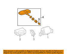 TOYOTA OEM 12-15 Tacoma-Tire Pressure Sensor 4260704010
