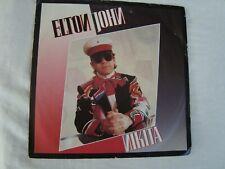 Elton John - Nikita / The Man Who Never Died - Rocket EJS 9