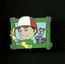 Disney Junior Channel Handy Manny Splendid Disney Pin