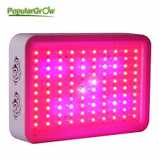 300W LED grow light Panel Full Spectrum indoor medical herb plants veg blooming