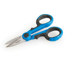 Park Tool Shop Scissors with stainless steel blades, dual density grips. SZR-1