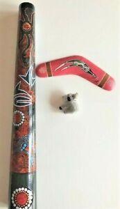 💥NEW💥Ezedoo Electronic Didgeridoo Plus Boomerang & Koala Clip
