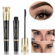 4d Silk Fiber Lash Mascara Curling Volume Express Eyelashes Waterproof Liquid