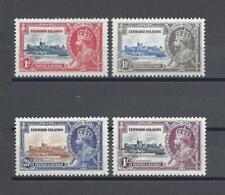 More details for leeward islands 1935 sg 88/91 mnh cat £35
