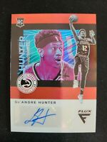 E85 2019-20 Chronicles De'Andre Hunter #FR-DAH Flux Red RC Auto Panini Auto Red