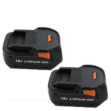 2X 18V 5000mAh battery for RIDGID R840083 CS0921 R84008 AC840084 L1830R AEG