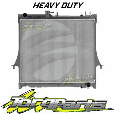 RADIATOR MANUAL 2.4L 3.5L V6 3.0 SUIT HOLDEN RODEO RA 03-06 TURBO DIESEL