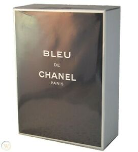 Blue de Chanel Cologne EDT 3.4 Oz 100 ml New in Box Sealed Fast Shipping !!