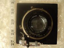 Cool Vintage Compur CAMERA LENS Carl Zeiss Jena Nr. 2131397 Tessar 1:4,5 f=13,5m