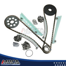 Timing Chain Kit +Water Pump Fits 99-00 Ford Mustang 4.6L  V8 SOHC MOCA