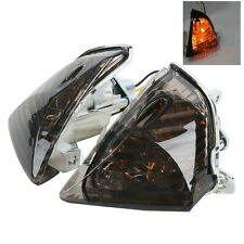 Smoke Rear Turn Signal Indicator Light For SUZUKI GSXR600 GSX-R 750 2006-2007
