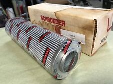 New listing New Schroeder Industries 9Vs.5 Hydraulic Filter Nib & Ready To Ship!