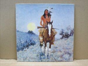 """Fabrizio De Andre' """"INDIANO"""" - 33 RPM - LP - RICORDI 1981"""