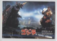 1995 Toho Story #92 Godzilla vs Destoroyah Non-Sports Card 2h0