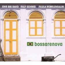 PAULA MORELENBAUM - BOSSARENOVA  CD NEU