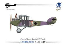 Czech Master Resin 1/72 AGO C.IV with Decals # 72-5025