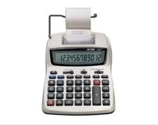 Victor 12082 Printing Calculator - 12 Character[s] - Lcd - Power Adapter, Ac New
