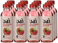 Bai Kula Watermelon Antioxidant Infused Beverage 18 Ounce 12 pack