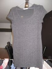Supre Black Womens Short Sleeve Mini Dress - Size M, Great condition!!