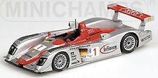 Audi R8 12h Sebring 2002 PIRRO Kristensen BIELA #1 Infineon 1:43 MINICHAMPS