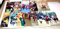 12 Polo Magazines 1986-87, World Cup, Florida, England, Australia