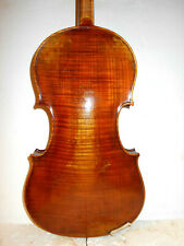 "Vintage Antique Old  ""Antonio Vettrini"" 1 Pc. Back Full Size Violin - No Reserve"