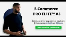 Formation Dropshipping E-COMMERCE PRO ELITE V3 de Yomi Denzel