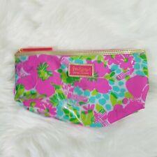 Lilly Pulitzer for Estee Lauder Pink Floral Makeup Bag