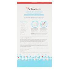 "Cardinal Health BFM48R 4"" x 8"" Silicone Bordered Foam Sterile Dressings, 120 CT"