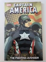 CAPTAIN AMERICA: THE FIGHTING AVENGER TPB COLLECTION MARVEL COMICS NEW UNREAD!