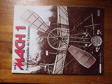 $$ Atlas Encyclopedie de l'aviation Mach 1 N°104 SAB  Saint-Exupery  Salmson