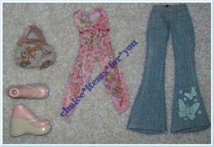 BRATZ MGA DOLL CLOTHING FASHION PACK SHOPPIN' MALL STYLE / SORTIE SHOPPING: DANA