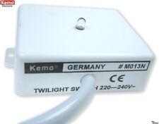 Dämmerungsschalter Dämmerungs-Sensor Schalter Dämmerungschalter Twilight Switch