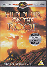 Fiddler On The Roof (1971) 2-Disc Special Edition UK R2 & R4 DVD