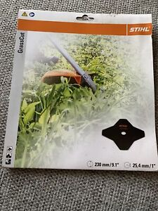 Stihl Genuine Grass Cut Strimmer Blade 4001 713 3801