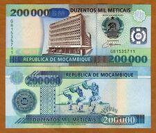 Mozambique, 200000 (200,000) meticais, 2003, P-141, Unc