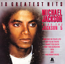 Michael Jackson - 18 Greatest Hits - CD