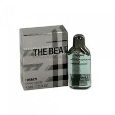 BURBERRY THE BEAT 0.15 oz / 4.5 ML EDT Splash Miniature Men - NEW IN BOX
